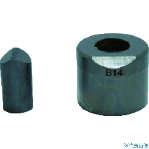 ■育良 フリーパンチャー替刃 IS-BP18S・IS-MP18LE用(51606)  〔品番:14B〕[TR-3969371]