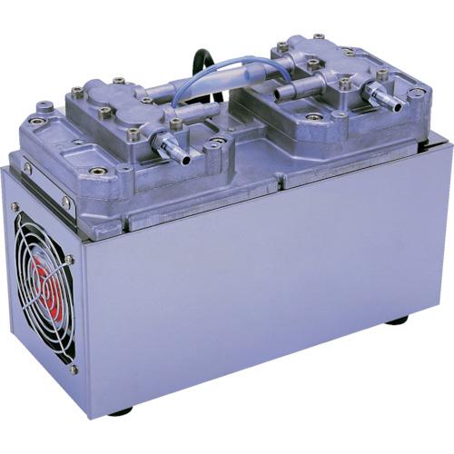 超格安一点 ?ULVAC 単相100V ダイアフラム型ドライ真空ポンプ 全幅140mm 〔品番:DA-41DK〕[TR-3981517]:ファーストFACTORY-DIY・工具