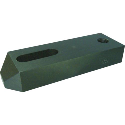 ■ニューストロング ねじ穴付ストラップクランプ 使用ボルトM20 全長200〔品番:TPS-110〕[TR-4000889]