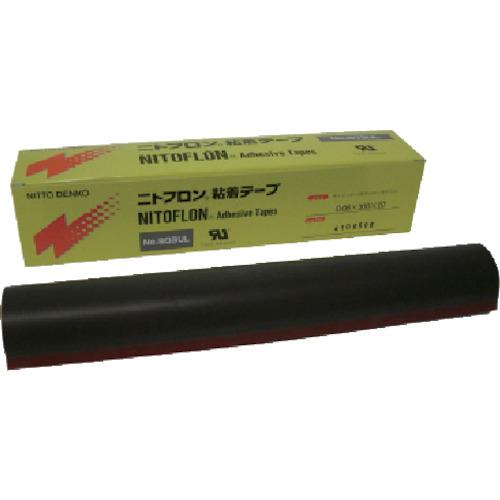 ■日東 ニトフロン粘着テープ No.903UL 0.08mm×250mm×10m〔品番:903X08X250〕[TR-4011139]
