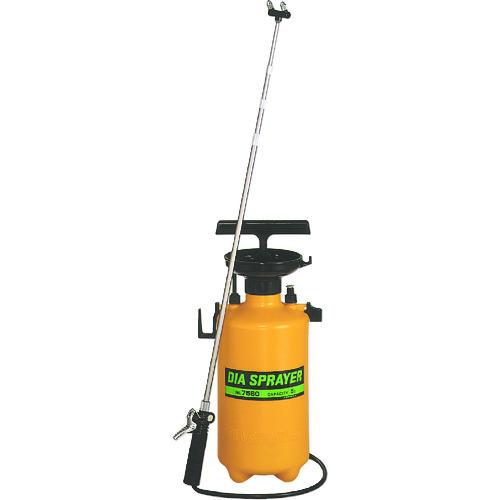 ■フルプラ ダイヤスプレープレッシャー式噴霧器5L〔品番:7560〕[TR-4013204]