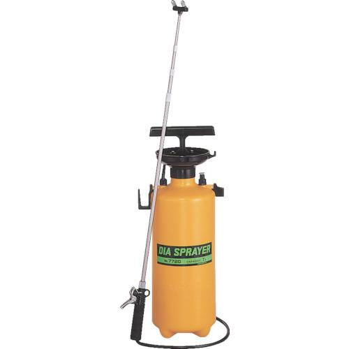 ■フルプラ ダイヤスプレープレッシャー式噴霧器7L〔品番:7720〕[TR-4013221]