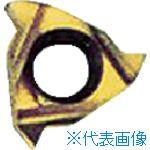 ■NOGA Carmexねじ切り用チップ テーパーねじ用 チップサイズ8×27山×60°《10個入》〔品番:08IR27NPTBXC〕[TR-4033914×10]