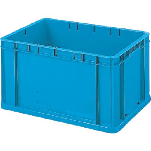 ■積水 TRW型コンテナ TRW77B 青〔品番:TRW-77〕[TR-4053150]【大型・重量物・個人宅配送不可】