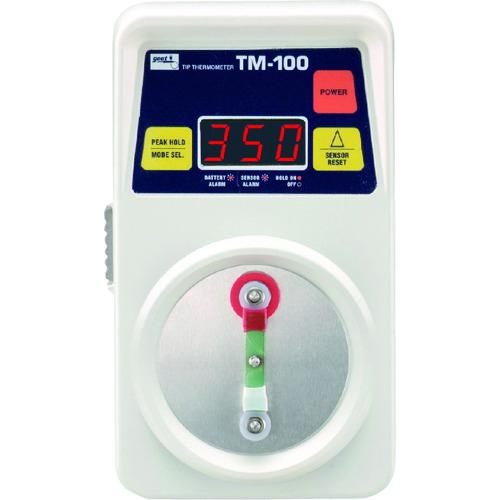 ■グット こて先温度計〔品番:TM-100〕[TR-4072570]