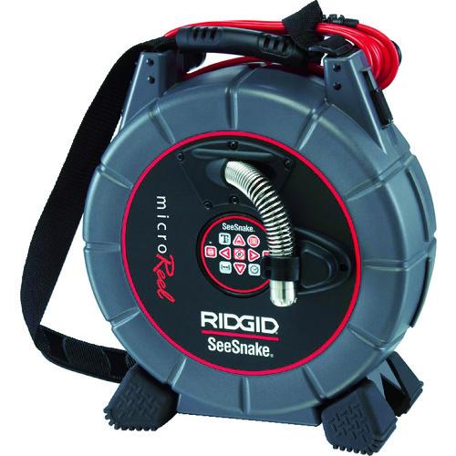 ■RIDGID モニター用マイクロリールL100C 30M  〔品番:35183〕[TR-4076273]