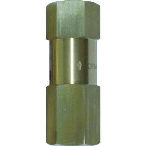 ■日本精器 高圧ラインチェック弁 25A〔品番:BN-9L21H-25-CFB-V〕[TR-4121210]