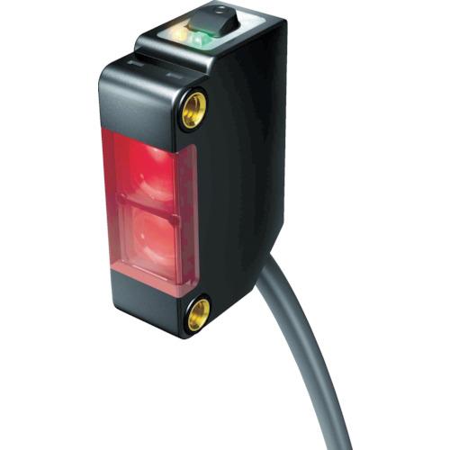 ■アズビル アンプ内蔵光電センサ ポラライズドリフレクタ形 検出距離5m  〔品番:HP7-P12〕メーカー取寄[TR-4126033]