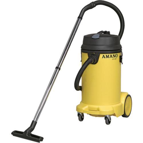 ■アマノ 乾湿両用掃除機(乾式・湿式兼用)〔品番:NT48〕[TR-4129750]【個人宅配送不可】
