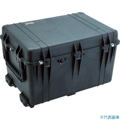 ■PELICAN 1660 黒 802×584×495  〔品番:1660BK〕[TR-4206126]【大型・重量物・個人宅配送不可】