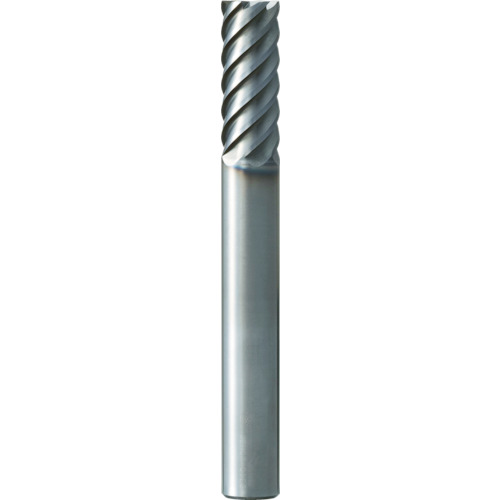 ■大見 高硬度鋼加工用エンドミル 刃数6 刃径10MM〔品番:OEHSR-0100〕[TR-4211901]