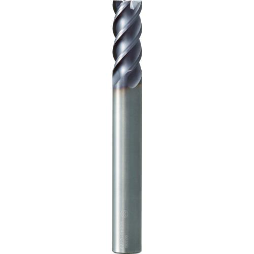 ■大見 超硬4枚刃スクエアエンドミル(ショート) 刃数4 刃径12MM〔品番:OES4S-0120〕[TR-4212568]