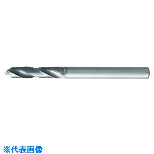 ■大見 OMI強靭鋼用ドリル(ショート) 3D 内部給油  〔品番:OHDS-0100-OH〕[TR-4212835]