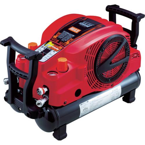 ■MAX 45気圧エアコンプレッサ(高圧用エアチャック4個装備)〔品番:AK-HH1250E〕[TR-4232160]【個人宅配送不可】