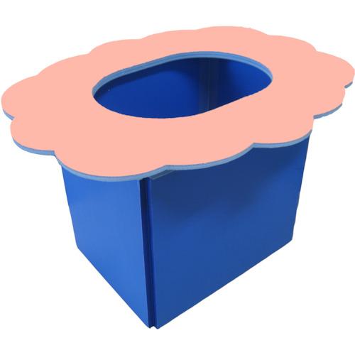 ■西田製凾 簡易携帯用トイレ(凝固剤・処理袋 各30ヶ入り)〔品番:RSN001〕[TR-4324528]