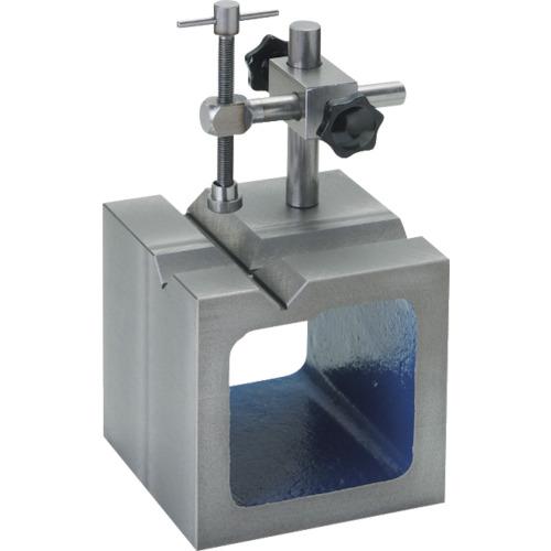 ■SK 鋳鉄製V溝付桝型ブロック 200mm〔品番:SBV-200T〕[TR-4327373]【大型・重量物・送料別途お見積り】