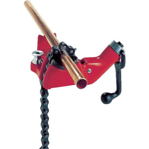 【正規品質保証】 ?RIDGID ベンチチェーンバイス BC610〔品番:40210〕[TR-4331249]:ファーストFACTORY-DIY・工具
