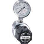 ■ヤマト 分析機用ライン圧力調整器 LR-2B L5タイプ  〔品番:LR2BRL5TRC〕[TR-4344642]