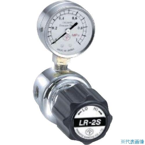 ■ヤマト 分析機用ライン圧力調整器 LR-2S L1タイプ〔品番:LR2SRL1TRC〕[TR-4344669]