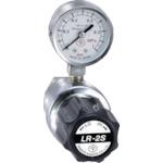 ■ヤマト 分析機用ライン圧力調整器 LR-2S L5タイプ〔品番:LR2SRL5TRC〕[TR-4344677]