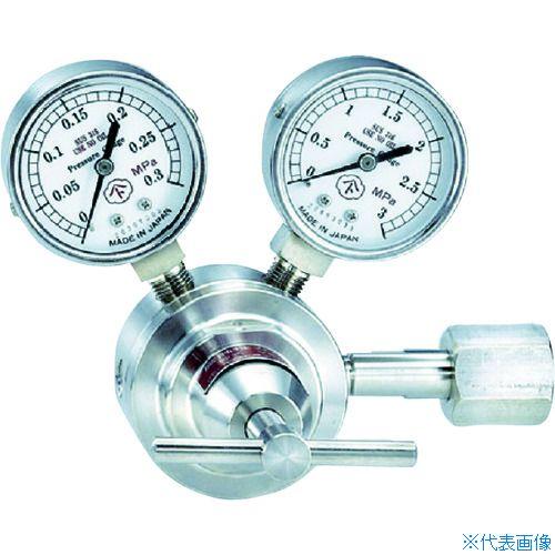 ■ヤマト 腐食性ガス用圧力調整器 YS-1〔品番:YS-1-R-1101-1204-NH3〕[TR-4346947]