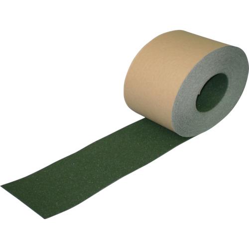 ■NCA ノンスリップテープ(標準タイプ) 緑〔品番:NSP30018-GN〕[TR-4357744]
