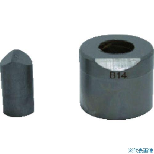 ■育良 フリーパンチャー替刃 IS-BP18S・IS-MP18LE用(51611)  〔品番:19B〕[TR-4390229]