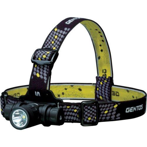 ■GENTOS LED ヘッドライト ティーレックス540〔品番:TX-540XM〕[TR-4430433]