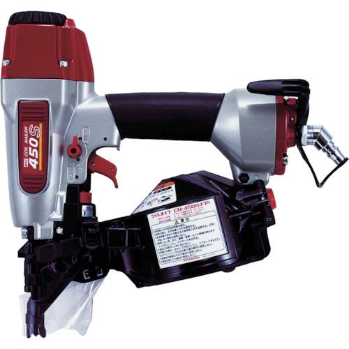最新発見 ?MAX 常圧釘打機〔品番:CN-450SFP〕[TR-4446178]:ファーストFACTORY-DIY・工具
