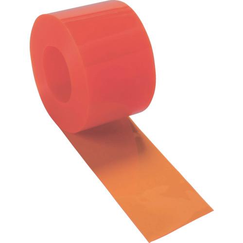■TRUSCO ストリップ型間仕切りシート防虫オレンジ2X200X30M〔品番:TSBO-220-30〕[TR-4473833]