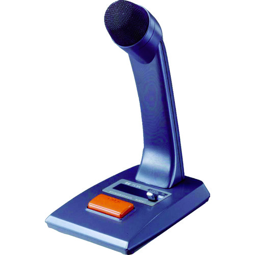 ■TOA 卓上型マイク リモート機能付  〔品番:PM-660D〕[TR-4485343]【個人宅配送不可】