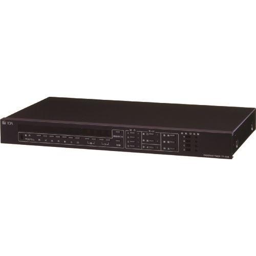 ■TOA プログラムタイマー4回路用〔品番:TT-104B〕[TR-4485378]【個人宅配送不可】