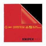■KNIPEX 絶縁シート 1000×1000mm〔品番:986710〕[TR-4495276]