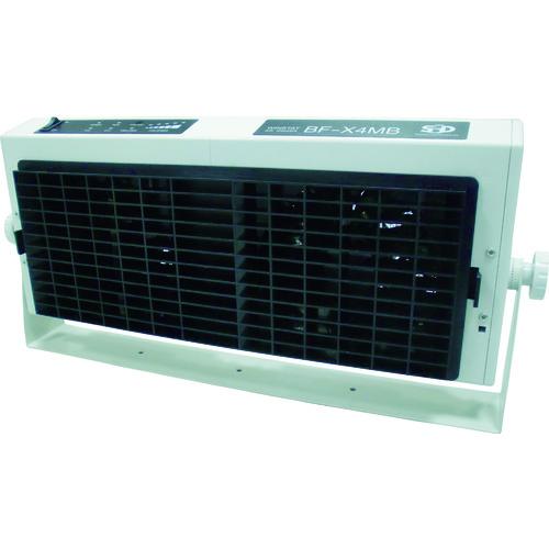 ■シシド 送風型除電装置 ウインスタット  〔品番:BF-X4MB〕[TR-4520904]【個人宅配送不可】