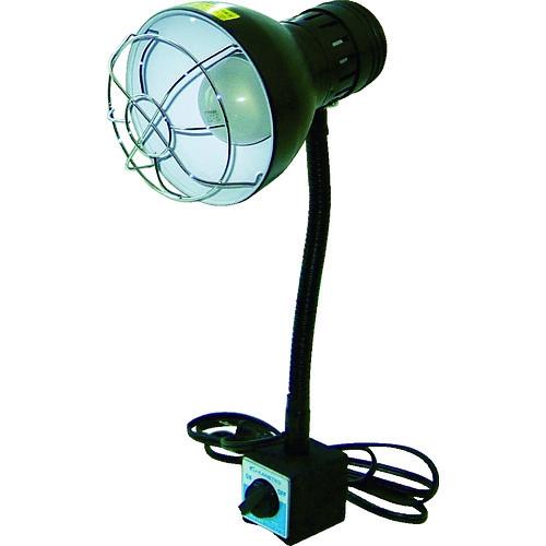 ■カネテック マグネットLED電気スタンド  〔品番:ME-2CA-LED-SH〕[TR-4522265]