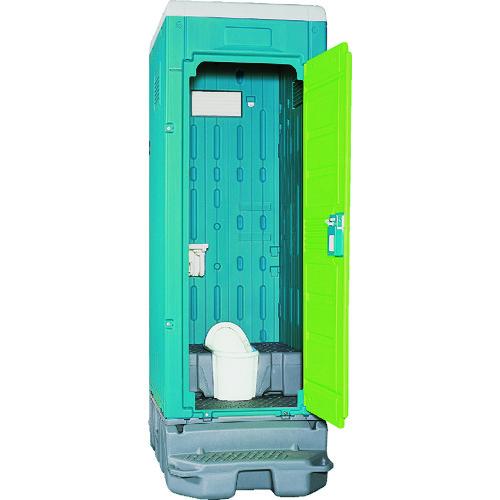 ?日野 簡易水洗移動式トイレ 〔品番:GX-ACP-PLUS〕直送[TR-4533372]【大型・重量物・送料別途お見積り】