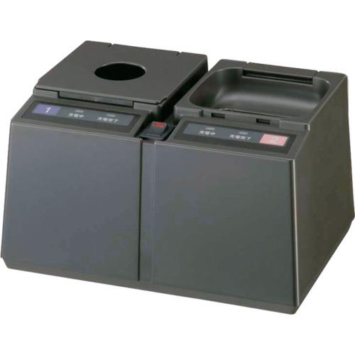 ■TOA ワイヤレスマイク用充電器  〔品番:BC-1000〕[TR-4537599]【個人宅配送不可】