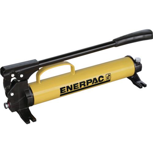 ?エナパック 単動用手動油圧ポンプ〔品番:P80〕[TR-4550056][送料別途見積り][法人・事業所限定][メーカー取寄]