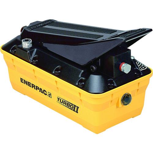 ■エナパック 単動用エアー駆動油圧ポンプ〔品番:PATG1102N〕[TR-4550064]