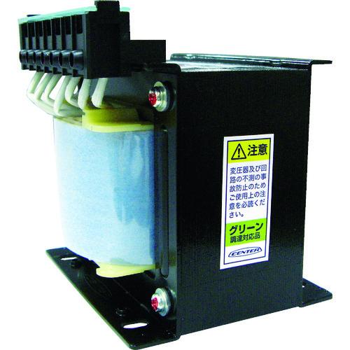 ■CENTER 変圧器 最大電流(A)2.73 容量(VA)300〔品番:CLB21-300〕[TR-4550641][送料別途見積り][法人・事業所限定][直送]