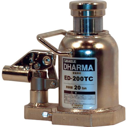 【ギフト】   〔品番:ED-200TC〕[TR-4560205]:ファーストFACTORY ?イーグル 低床・クリーンルームレバー回転油圧ジャッキ能力20T-DIY・工具
