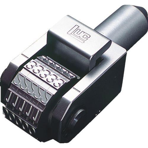 ■浦谷 手動式ナンバリング刻印4.0mm 5桁〔品番:UC-40NBK〕[TR-4562895 ]【送料別途お見積り】