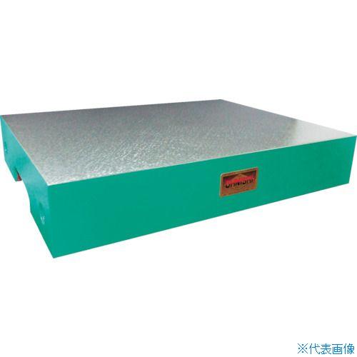 ■OSS 箱型定盤 450×450 B級  〔品番:105-4545B〕[TR-4567749]【大型・重量物・送料別途お見積り】