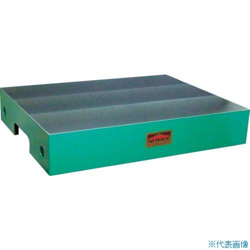 ■OSS 箱型定盤 500×750 機械〔品番:105-5075M〕[TR-4567803 ]【大型・重量物・送料別途お見積り】