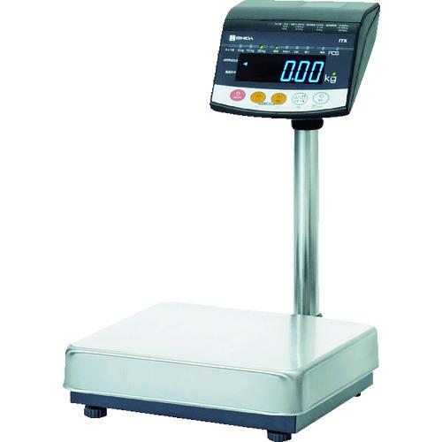 ■イシダ デジタル重量台秤  〔品番:ITX-30〕[TR-4568605]【個人宅配送不可】