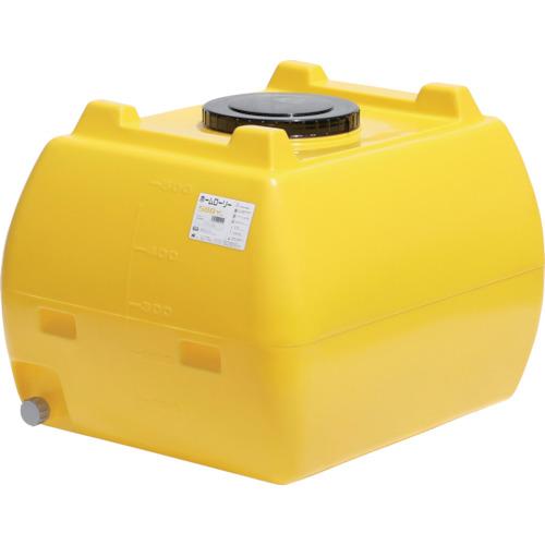 ■スイコー ホームローリータンク500 レモン  〔品番:HLT-500〕[TR-4568788]【大型・重量物・個人宅配送不可】
