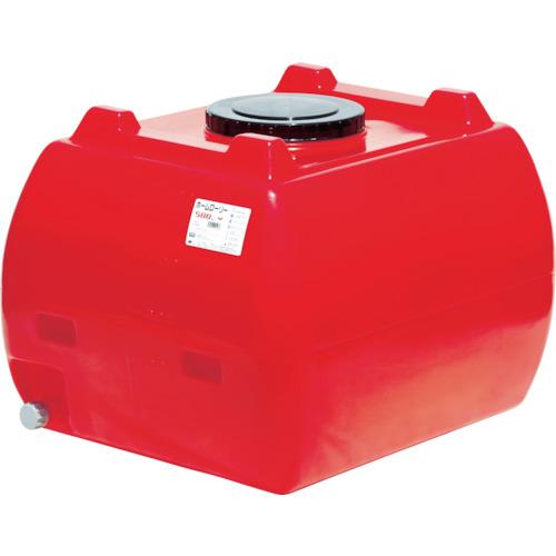 ■スイコー ホームローリータンク500 赤  〔品番:HLT-500(R)〕[TR-4568818]【大型・重量物・個人宅配送不可】