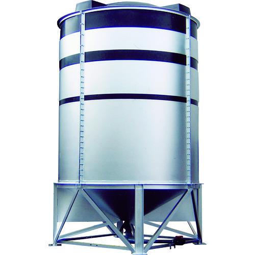 ■スイコー 密閉丸型完全液出しタンク  〔品番:HT-20000〕[TR-4568877]【大型・重量物・送料別途お見積り】