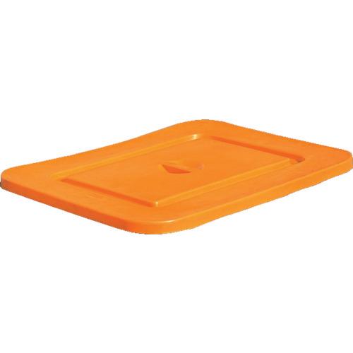 ■スイコー K型容器用蓋420L用  〔品番:K-420F〕[TR-4569075]【大型・重量物・個人宅配送不可】