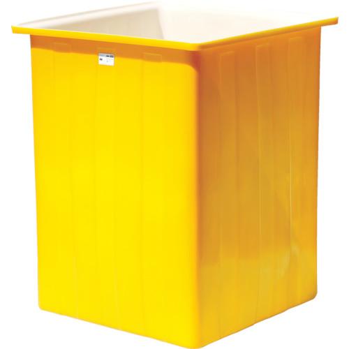 ■スイコー KH型容器角型特殊容器1000L〔品番:KH-1000〕[TR-4569121]【重量物・個人宅配送不可】